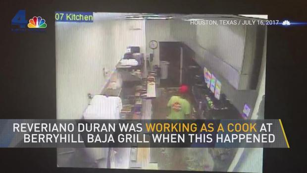 [NY] Jarring Footage Shows PAM Cooking Spray Explosion