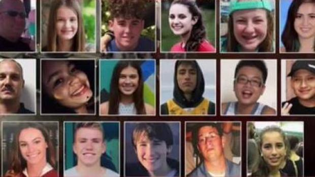 [NATL-MI] Parkland Shooting Victims Mourned, Others Recovering