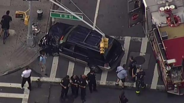 [NY] Pedestrians Struck in Kips Bay