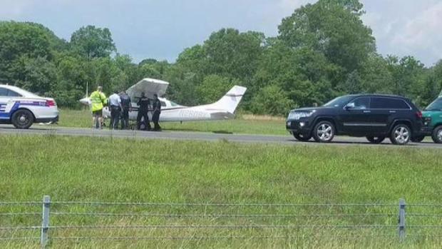 [NY] Plane Makes Emergency Landing on Highway