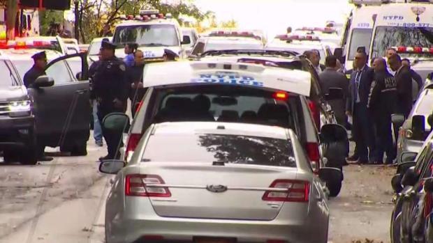 [NY] Police Shoot and Kill Suspect in Bronx