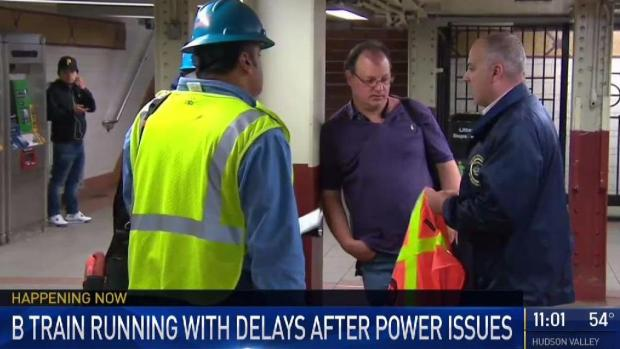 [NY] Power Problem Wreaks Havoc on Subways