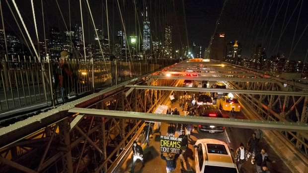 PHOTOS: Eric Garner Protests in NYC