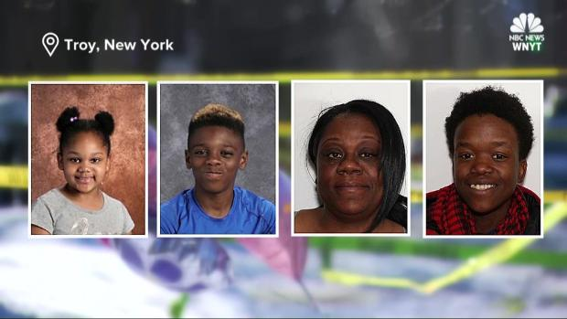 [NY] Family Of Quadruple Murder Victims Speak Out