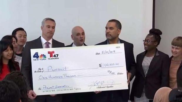 Queens Program Pursuit Wins Project Innovation Grant