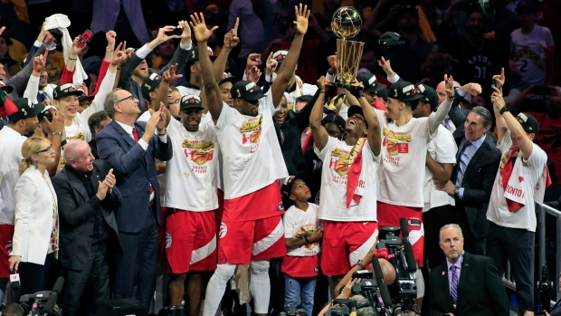 Top Sports Photos: Toronto Raptors Capture 1st NBA Title