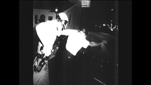 [NATL-LA] Rare Footage of Watts Riots Part V: Rioters Quiet