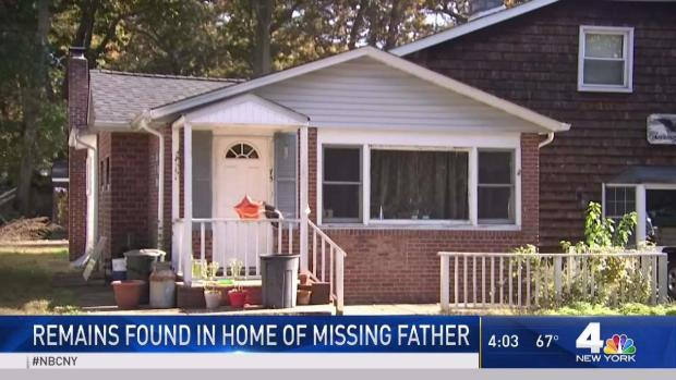 [NY] Remains Found in Home of Missing Father