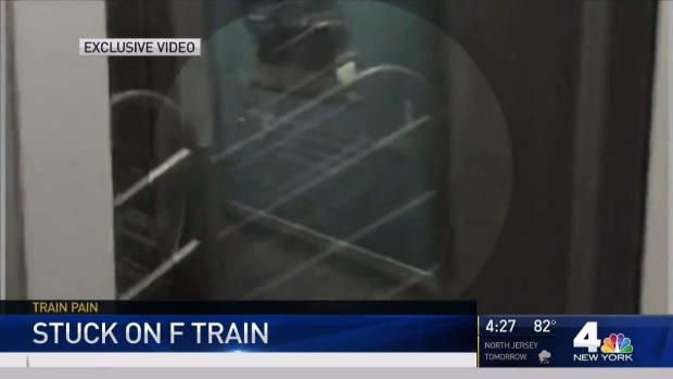 Rider Leaps From Subway to Escape Hellish Commute