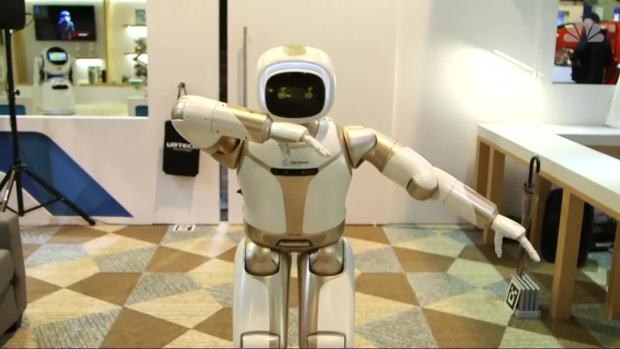 [NATL] The Robots of CES