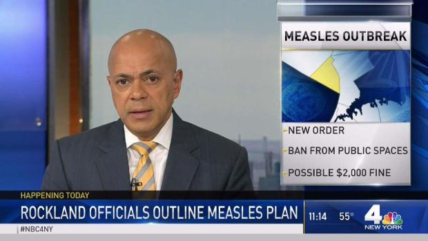 [NY] Rockland County Officials Outline Measles Plan