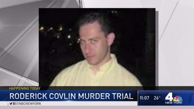 [NY] Roderick Covlin Murder Trial Set to Begin