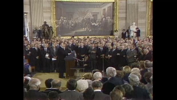 Ronald Reagan's 1985 Inauguration Speech
