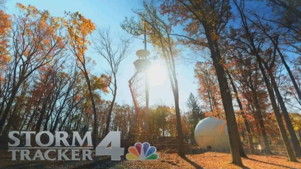Time-lapse Video Shows StormTracker 4 Construction