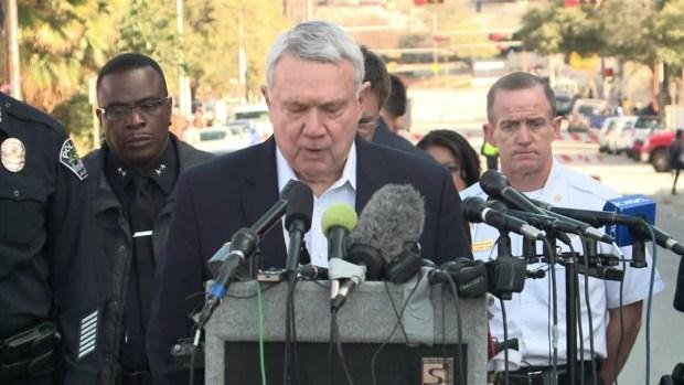 [DFW] Austin Mayor Speaks About SXSW Crash