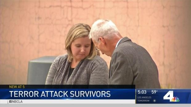 [NATL-LA] San Bernardino Terror Attack Victims Plead for Medications, Treatment