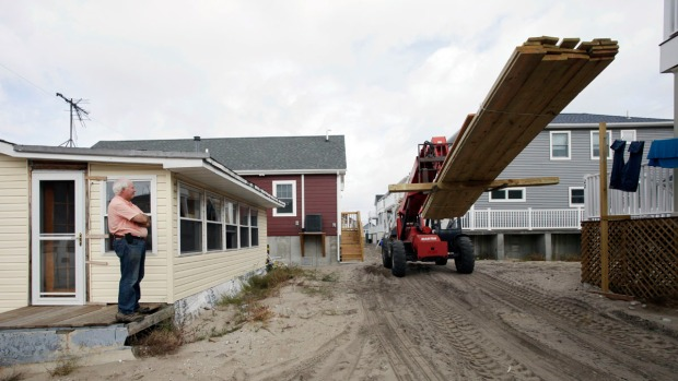 [NY] 2 Years After Sandy, Tri-State Continues to Rebuild