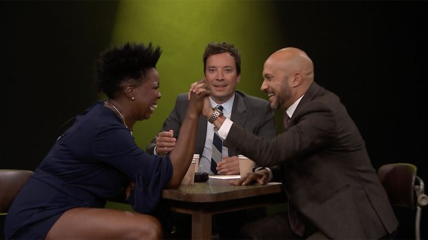 Tonight: True Confessions With Leslie Jones Keegan Michael Key