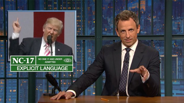[NATL] 'Late Night': A Closer Look at Trump's NFL 'Knee' Comments