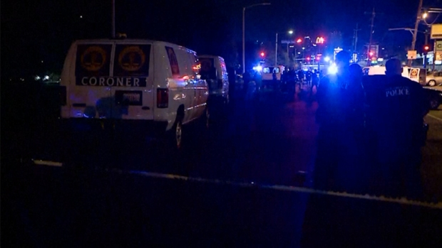 [NATL] New Orleans Shooting Leaves 3 Dead, 7 Injured