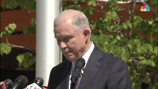 [NATL] Sessions Unveils New Deportation Guidelines, Urges Prosecutors to Prioritize Immigration Crimes