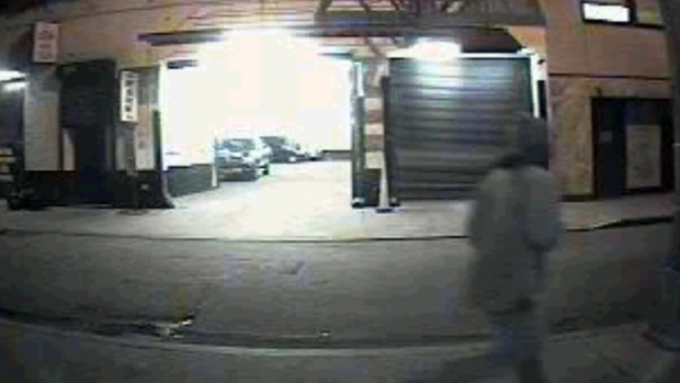 [NY] Surveillance Video: Attempted Subway Rape Suspect