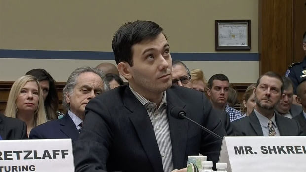 [NATL] Shkreli Dismissed From Hearing