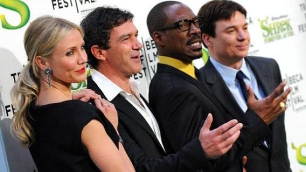 """[FREEL]""""Shrek"""" Premiere Kicks Off Tribeca Film Festival"""