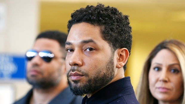 [NATL CHI] Slew of Jussie Smollett Documents Released