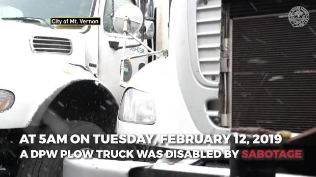 [NY] Latex Gloves Bring Snow Truck Sabotage to City