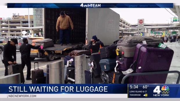 Some Luggage Lost at JFK Somehow Ends Up at LGA