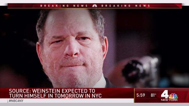 [NY] Sources Say Harvey Weinstein Will Turn Himself In
