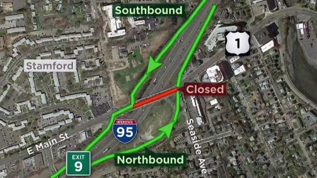 [NY] Stamford Braces for Traffic Nightmare as I-95 Closes