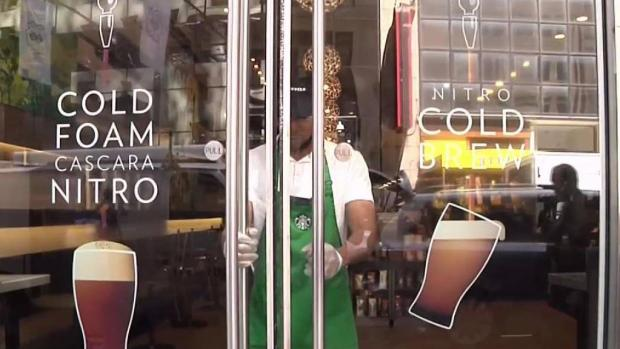 [NY] Starbucks Closing Shops Tuesday for Bias Training