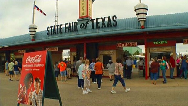 [DFW] Gates of the State Fair of Texas Open