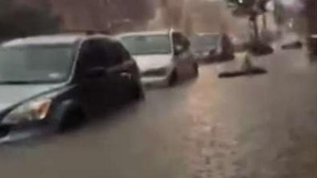 Storms Bring Flooding All Over Tri State