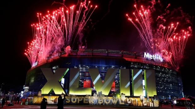 [NY] East Rutherford Enjoys Super Bowl XLVIII
