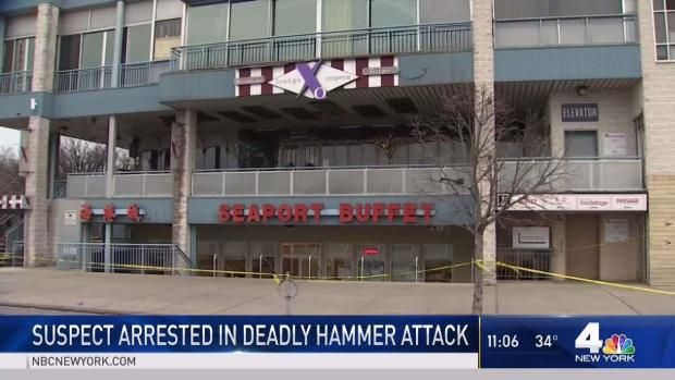 [NY] Suspect Arrested in Deadly NYC Hammer Attack
