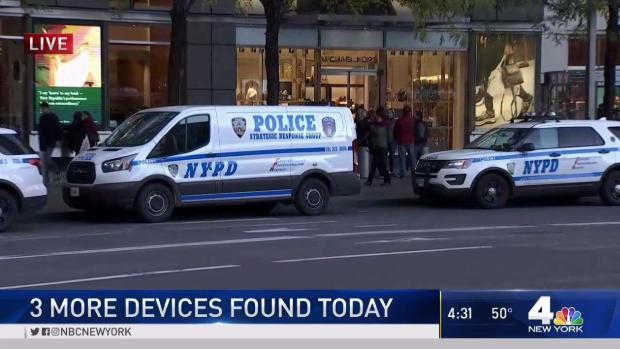 [NY] Suspicious Packages Investigation Continues