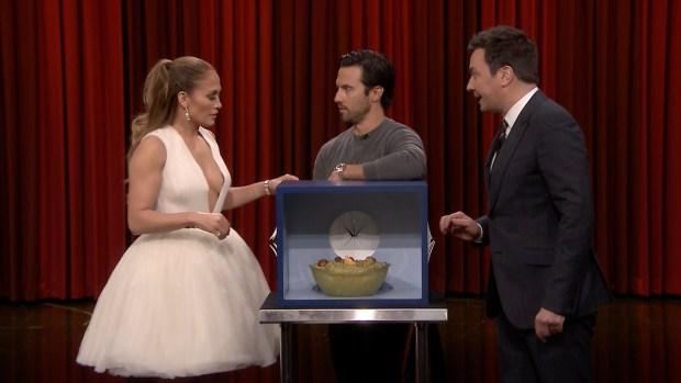 [NATL] 'Tonight': Can You Feel It With J-Lo, Milo Ventimiglia