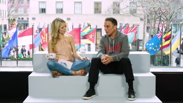 [Cozi] Tony Danza Tap Dances His Way off the Stoop