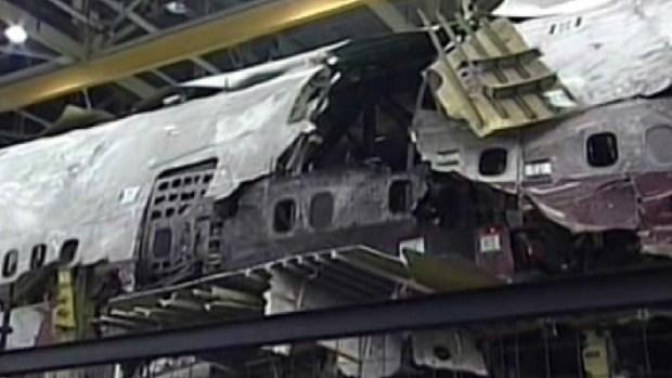 Malaysia Jet Went Down on TWA Crash Anniversary
