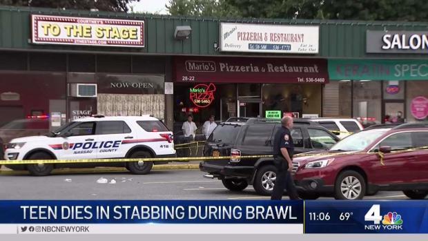 [NY] Teen Dies in LI Stabbing During After School Brawl Over Girl: Authorities
