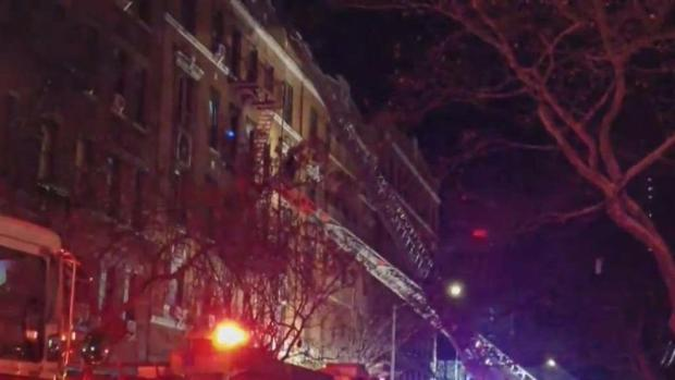 [NY] Toddler Playing With Stove Sparks Apartment Blaze That