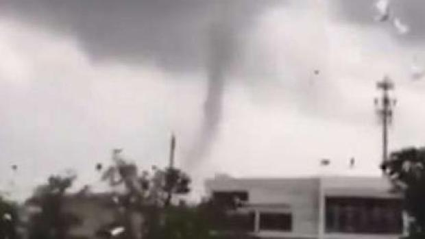 Tornado Touches Down in New Jersey Amid Severe Storms