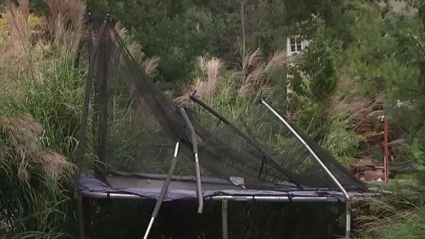 Tornado Touches Down in Rockland County