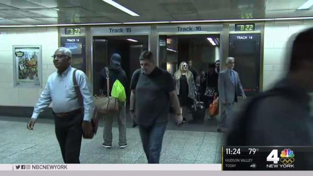 [NY] Trains Back to Normal After Penn Station Repairs