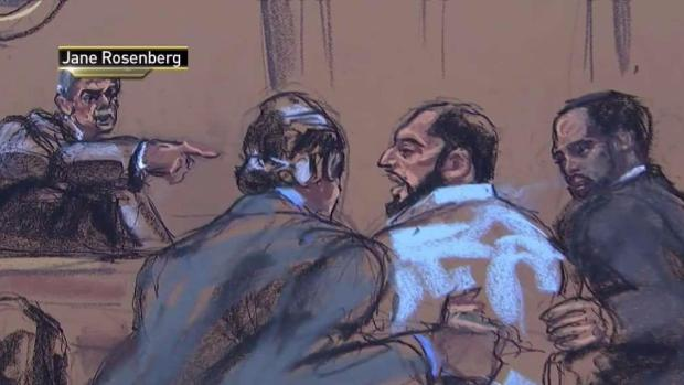 [NY] Trial For Accused Chelsea Bomber Begins