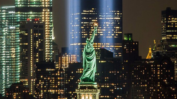YOUR PHOTOS: 9/11 Tribute in Light