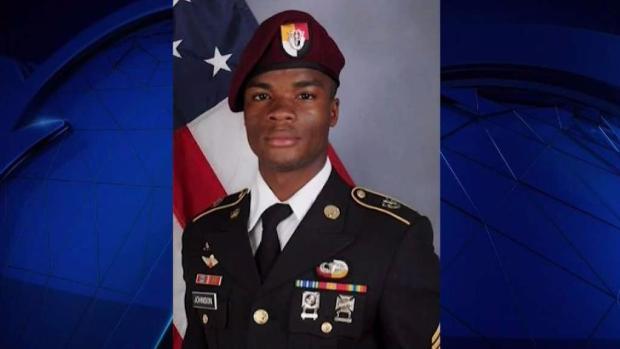 Trump Denies Alleged Comments Toward Soldier's Widow